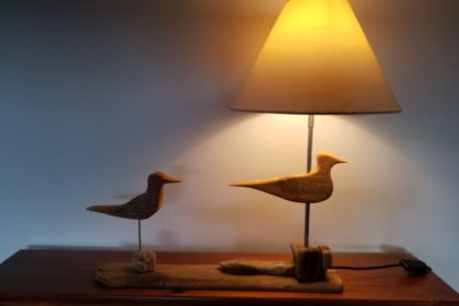 lampe mouettes