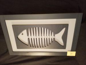 cadre poisson arretes