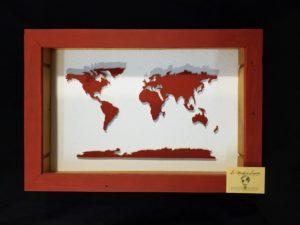 carte du monde grand modele